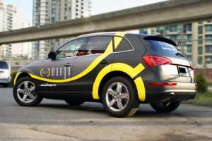 Indianapolis Car Wraps Mango vehicle car Wrap 300x200